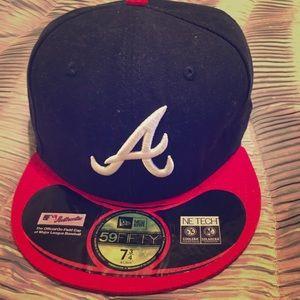 New Era Atlanta Braves Baseball cap